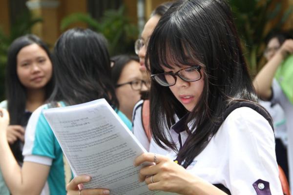 Các ý kiến cho rằng đề thi THPT quốc gia năm 2020 phù hợp với chương trình học