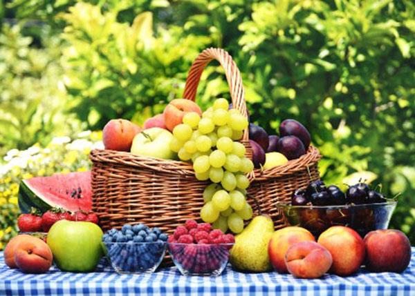 Bổ sung những loại hoa quả giúp thanh nhiệt vào mùa hè nắng nóng