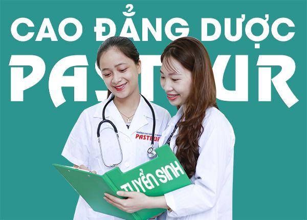 Chương trình đào tạo Dược sĩ tại Trường Cao đẳng Y dược Pasteur