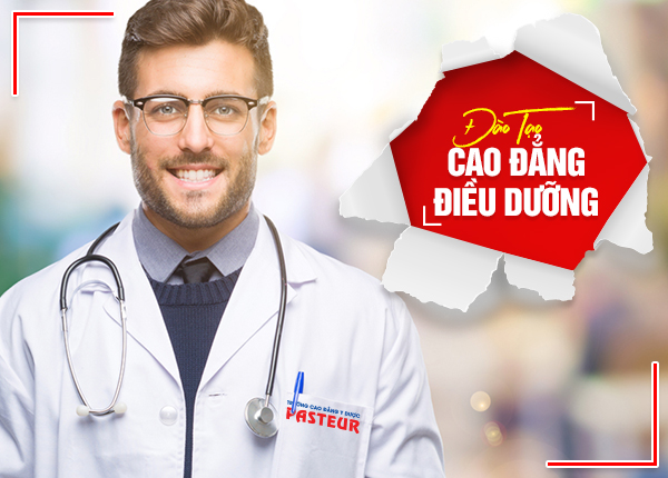 Trường Cao đẳng Y dược Pasteur địa chỉ đào tạo Cao đẳng Điều dưỡng chất lượng