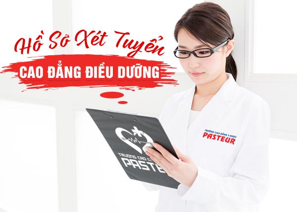 Thí sinh tham gia hồ sơ tuyển sinh Cao đẳng Điều dưỡng cần chuẩn bị hồ sơ theo mẫu