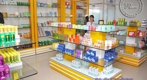 Dược sĩ trung cấp có mở nhà thuốc tân dược