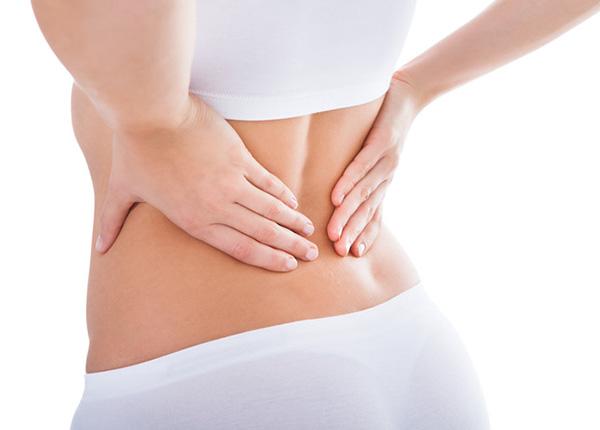 Trị bệnh đau thắt lưng