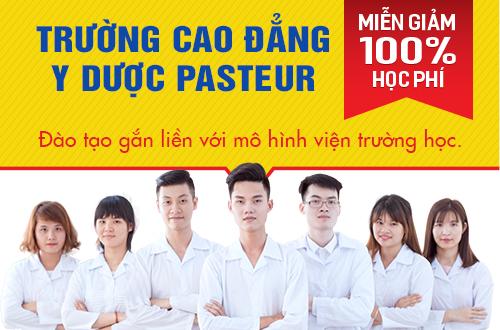 Trường Cao đẳng Y Dược Pasteur lấy sinh viên làm trung tâm đào tạo
