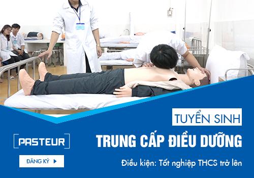 Tuyển sinh Trung cấp Điều dưỡng chỉ cần tốt nghiệp THCS