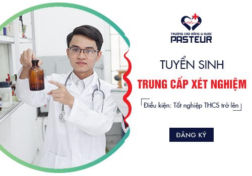 Hồ sơ xét tuyển Trung cấp Xét nghiệm Hà Nội năm 2018