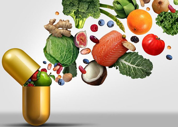 Vitamin đóng vai trò rất quan trọng trong quá trình chuyển hóa chất trong cơ thể