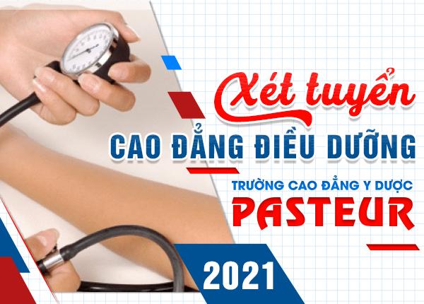 Tuyển sinh ngành Cao đẳng Điều dưỡng chuẩn năm 2021