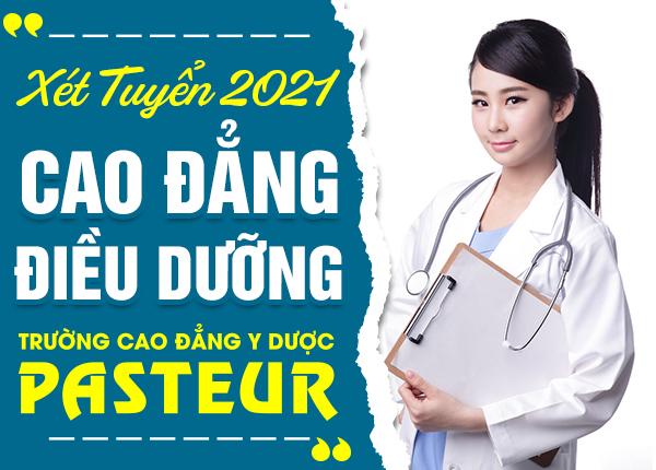 Tuyển sinh Cao đẳng Điều dưỡng miễn ngay học phí năm 2021