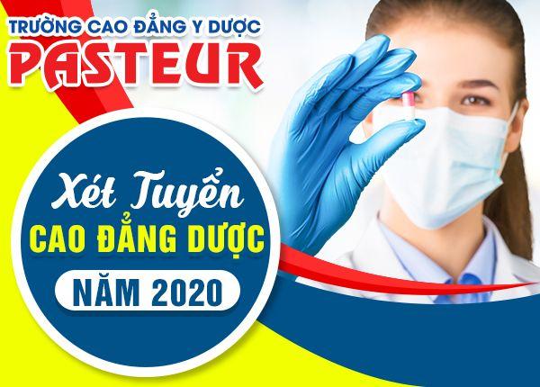 Năm 2020 Cao đẳng Dược thông báo tuyển sinh trên phạm vi cả nước