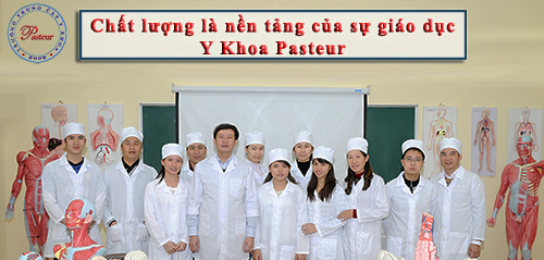 Chat Luong Y Khoa Pasteur