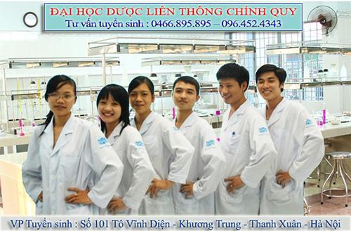 dai hoc duoc lien thong