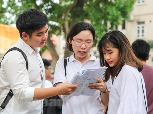 Phương án cho kỳ thi THPT quốc gia năm 2020