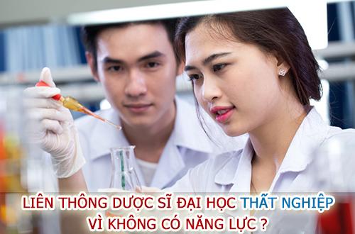lien-thong-duoc-si-dai-hoc-that-nghiep