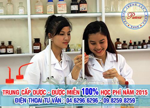 trung-cap-duoc-mien-100-hoc-phi-nam-2015