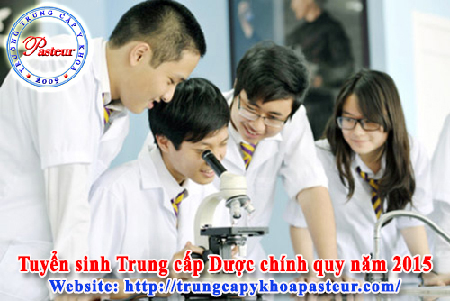 tuyen-sinh-trung-cap-duoc-chinh-quy