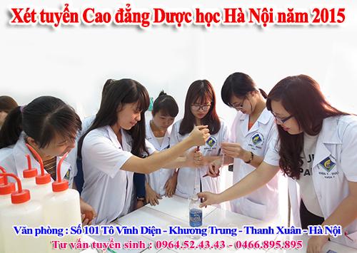 xet-tuyen-cao-dang-duoc-hoc-ha-noi-nam-2015